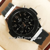 Наручные часы Hublot Big Bang Black/Silver Glass rw