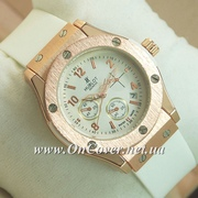 Наручные часы Hublot Big Bang Women White/Gold/White