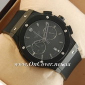 Часы наручные Hublot Big Bang Black AAA