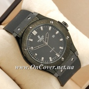 Наручные часы Hublot Big Bang AA quartz all Black