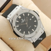 Наручные часы Hublot Big Bang AA quartz Black/Silver/Black