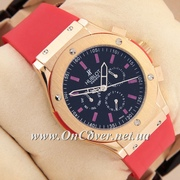 Наручные часы Hublot Big Bang AA Red/Gold/Black