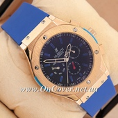 Наручные часы Hublot Big Bang AA Blue/Gold/Black