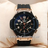 Наручные часы Hublot Big Bang Gold/Black