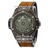 Наручные часы Hublot Big Bang Sang Bleu Brown-Black