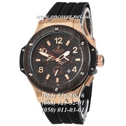 Наручные часы Hublot Big Bang Automatic Black-Gold-Black