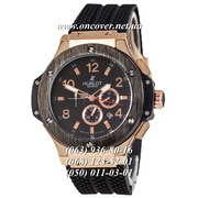 Наручные часы Hublot Big Bang Black-Gold-Black