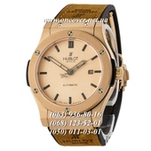 Наручные часы Hublot Classic Fusion Automatic Brown-Gold-Mate