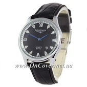 Наручные часы Longines 8114-3 White-Silver/Black