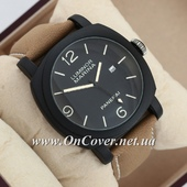 Часы наручные Panerai Officine Quartz Black/Black/milk light