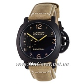 Механические часы Panerai Officine Digits BlackBlack-yelloy