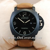 Наручные часы Panerai Officine 1860 Black/Black-milk