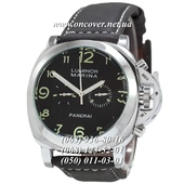 Наручные часы Panerai Luminor Marina 3 Days Black-Silver-Black-Green