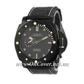 Кварцевые часы Panerai Luminor Submersible All Black