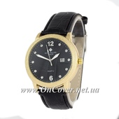 Наручные часы Patek Philippe quartz 8610-1 Black/Gold/Black