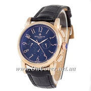 Наручные часы Patek Philippe Geneve Mechanic Black/Gold/Black