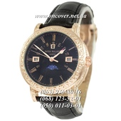 Наручные часы Patek Philippe Grand Complications 5160 Sky Moon Black-Gold-Black