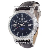 Наручные часы Patek Philippe Grand Complications 5160 Sky Moon Black-Silver-Black
