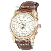 Наручные часы Patek Philippe Grand Complications Brown-Gold-White