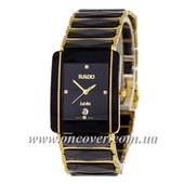 Часы наручные Rado Integral Jubile Black/Gold