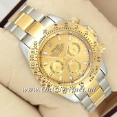 Наручные часы Rolex Daytona Men Silver/Gold