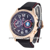Наручные часы Tag Heuer BMW quartz Chronograph Gold/Black