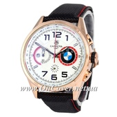 Наручные часы Tag Heuer BMW quartz Chronograph Gold/White