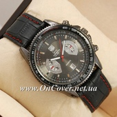 Наручные часы Tag Heuer quartz Grand Carrera Calibre17 Black