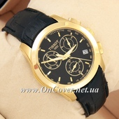 Наручные часы Tissot quartz Chronograph Black/Gold/Black