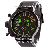 Наручные часы U-boat Italo Fontana All Black-Green