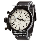 Наручные часы U-boat Italo Fontana All Black-White-Black