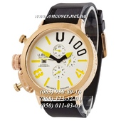Наручные часы U-boat Italo Fontana Gold-White-Yellow
