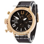 Наручные часы U-boat Italo Fontana Gold-Black-Brown