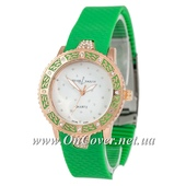 Наручные часы Ulysse Nardin Brilliant Quartz Green/Gold/White