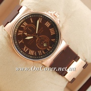 Наручные часы Ulysse Nardin Lelocle Suisse Gold/Brown