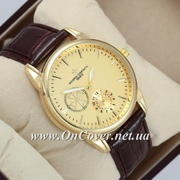 Часы наручные Vacheron Constantin Geneve 3905 Brown/Gold/Gold