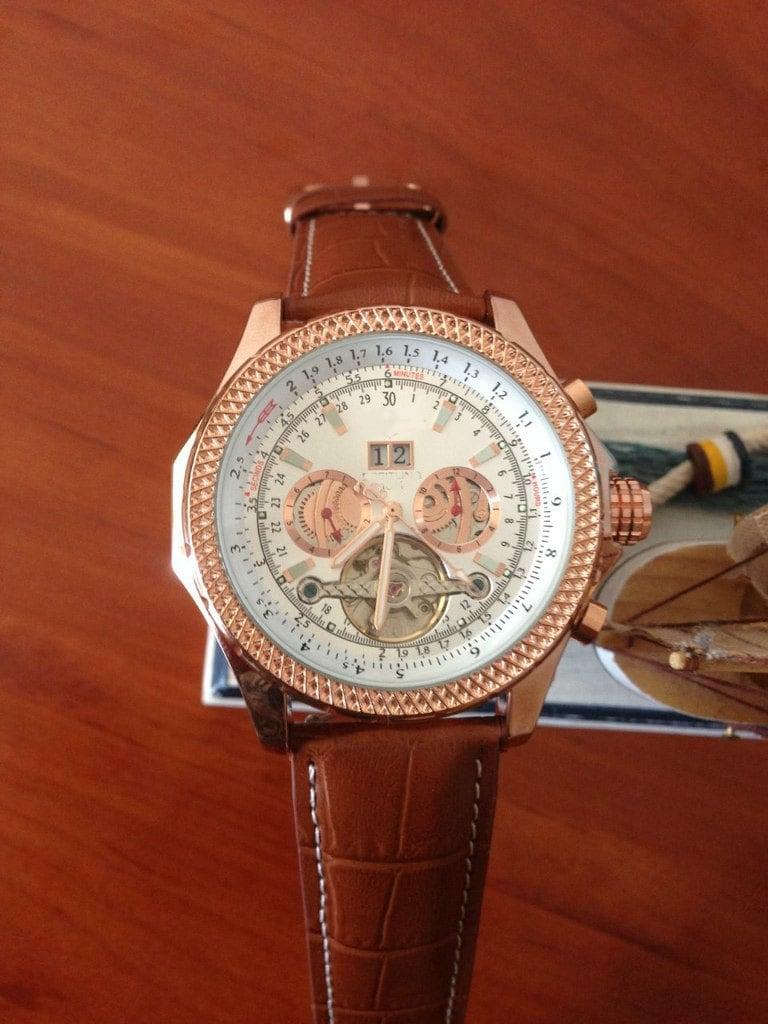 Наручные механические часы купить в тольятти