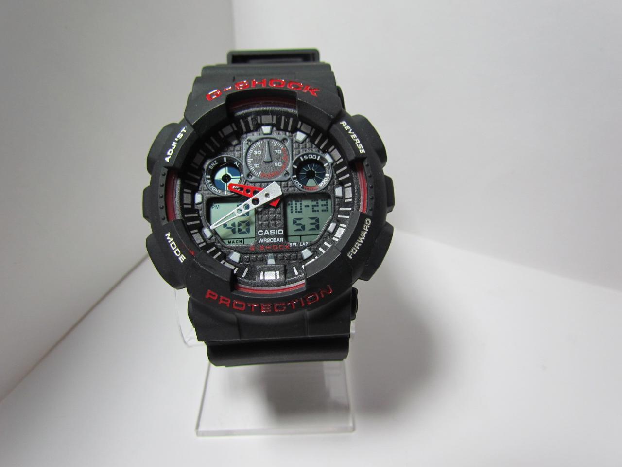 Купить часы наручные g shock